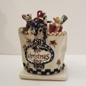 Christmas Store Tea Candle Holder